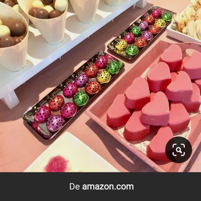 Mesas dulces 10
