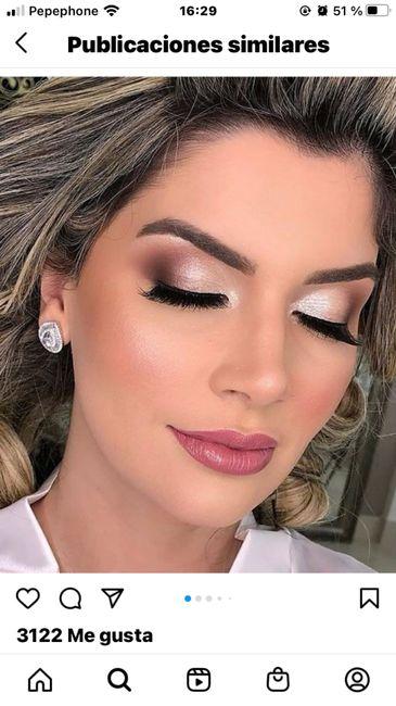 ¿Tu maquillaje será efecto glitter? - 1