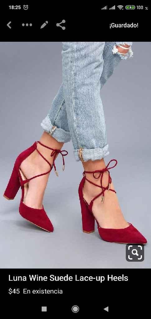 Ayuda a elegir Zapatos - 3