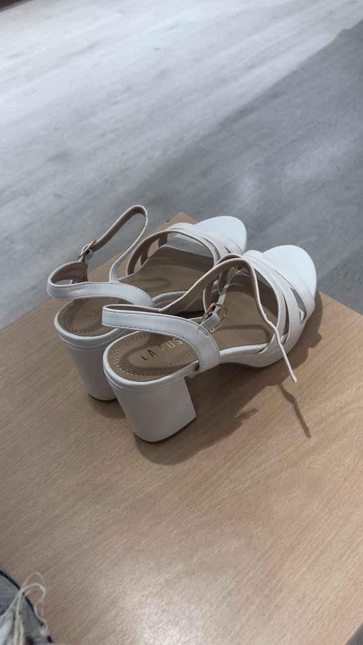 ¿Me ayudáis a elegir los zapatos y complementos? - 1