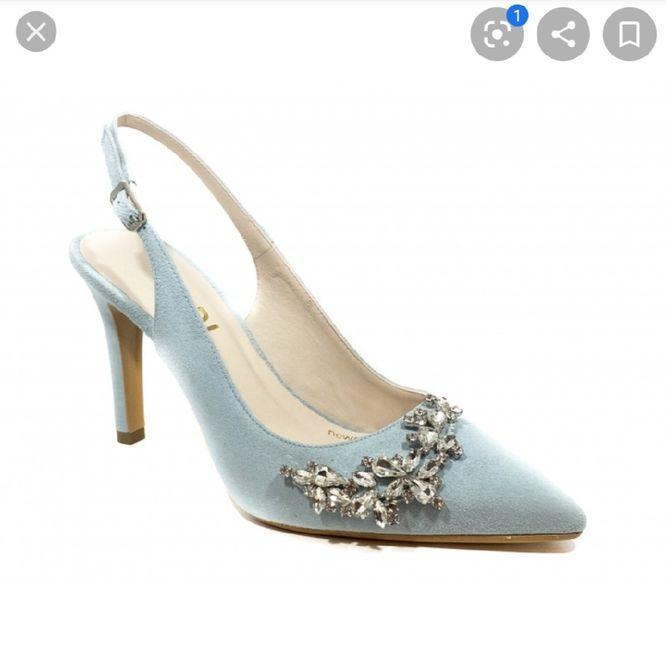 Zapatos Calenda 8