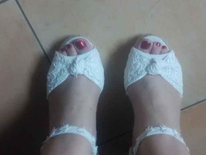 Los zapatos de todas las novias! - 2