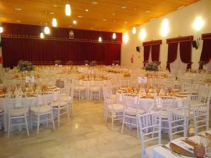 Catering El Palacio La Carlota (debate y dudas) - 1