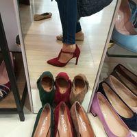 Duda al elegir zapatos - 2