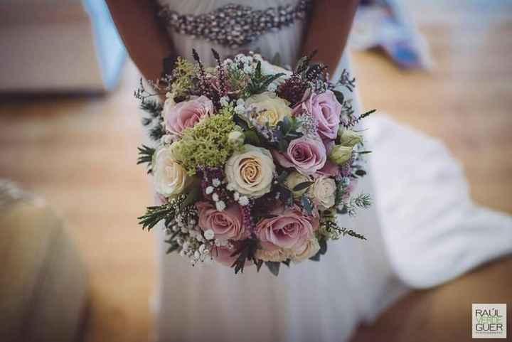 Como es vuestro ramo de novia? - 4