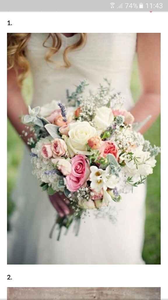 Como es vuestro ramo de novia? - 6