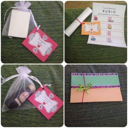 Kit de regalo para mis testigos manualidades foro - Manualidades regalo boda ...
