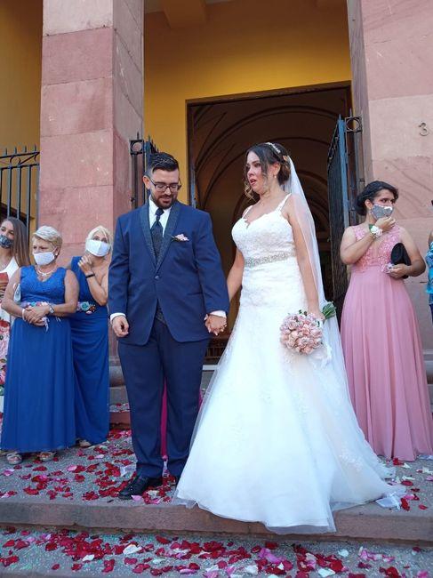 Novios que nos casamos el 29 de Agosto de 2020 en Málaga - 1