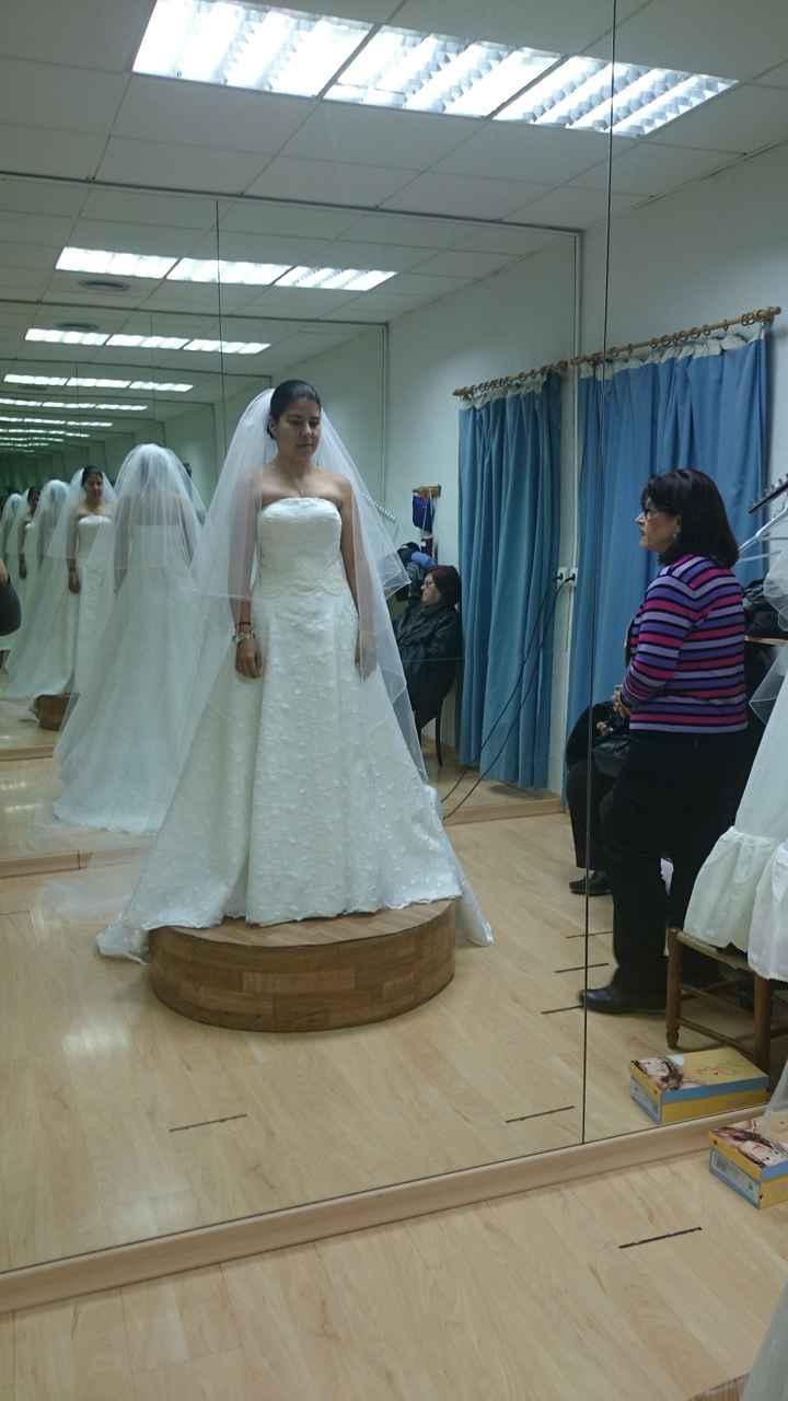 Nuestros vestidos novias 2015  - 2