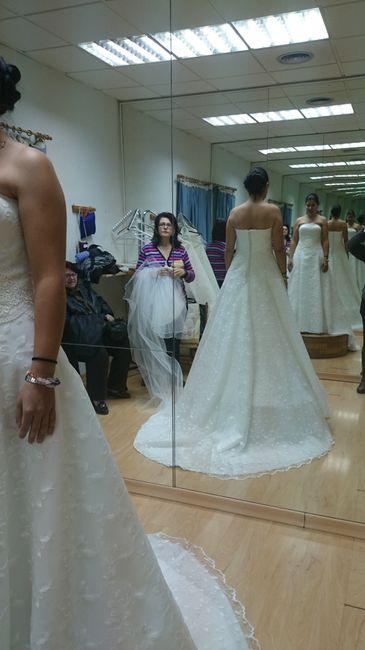 Nuestros vestidos novias 2015 - Página 18 - Moda nupcial - Foro ...