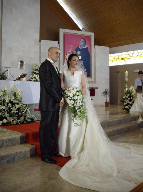 Una boda de ensue o llena de felicidad reci n casad s for Bodas de ensueno