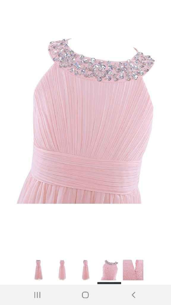Vestido damas - 1