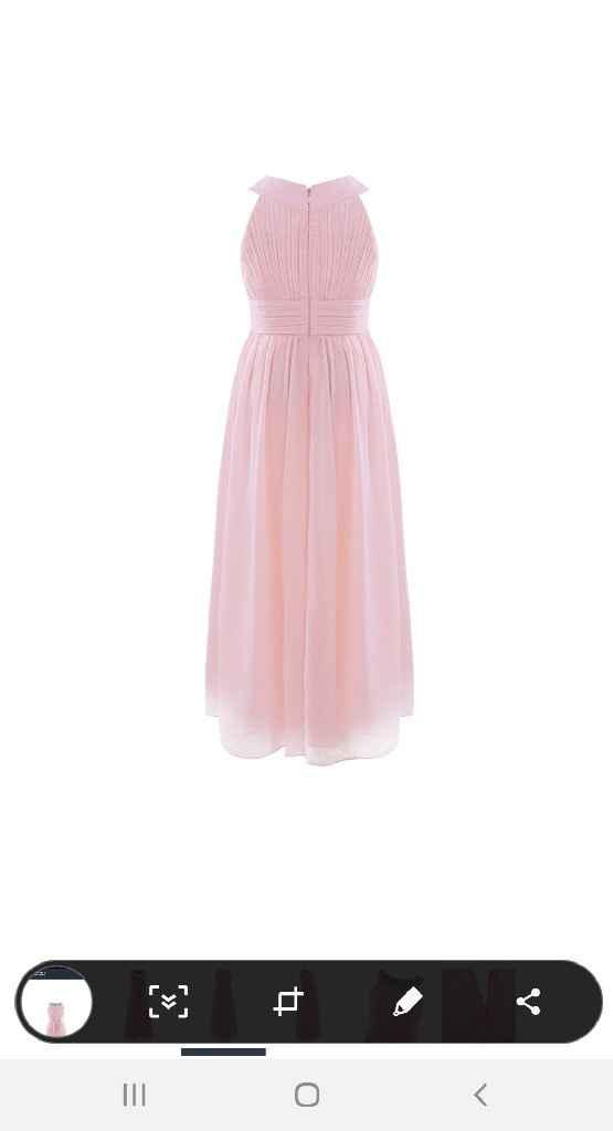Vestido damas - 2