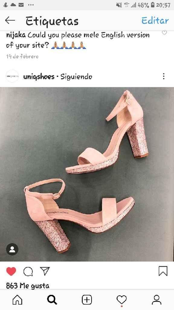 Ayuda elegir zapatos!! - 1