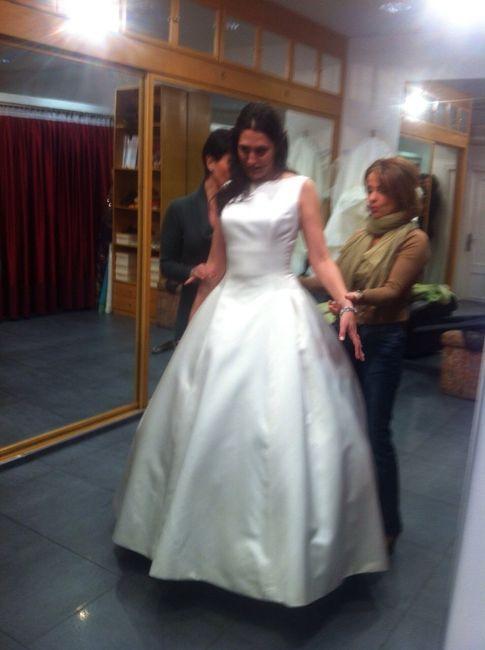 Vestidos de novia y fiesta valencia