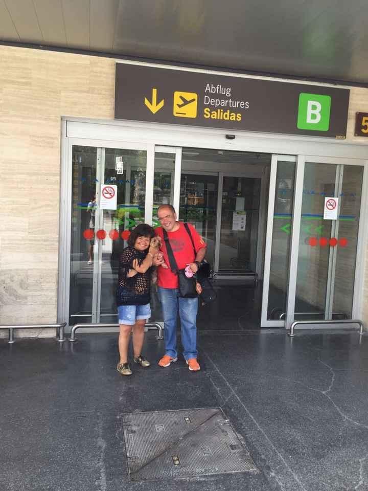 Y nuestro descanso de viaje en madrid - 7
