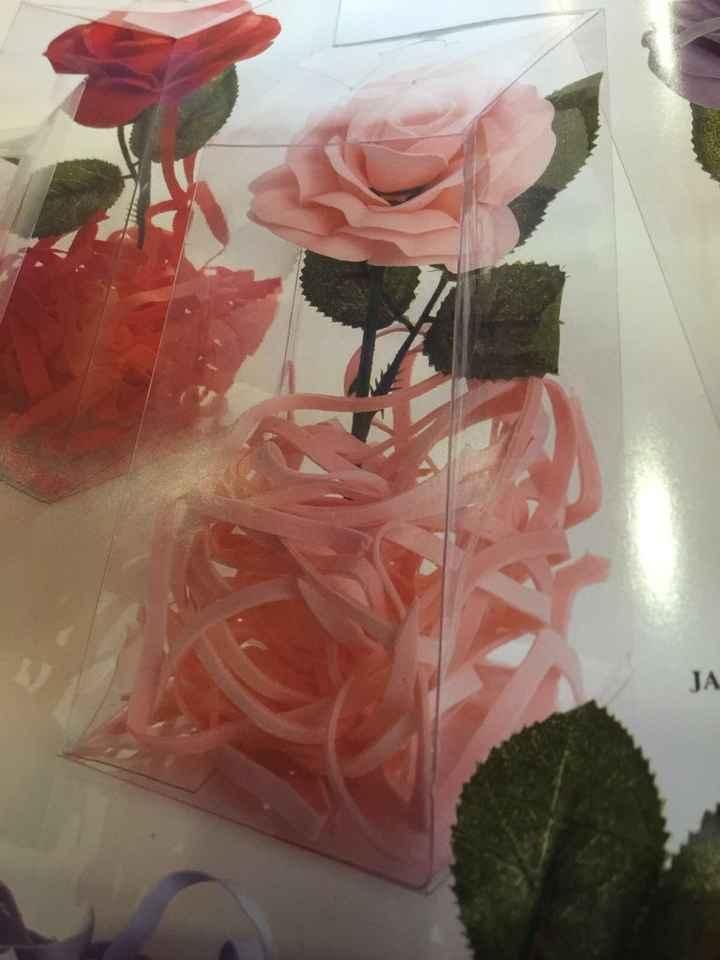 Ayuda!! como puedo envolver las rosas? - 1