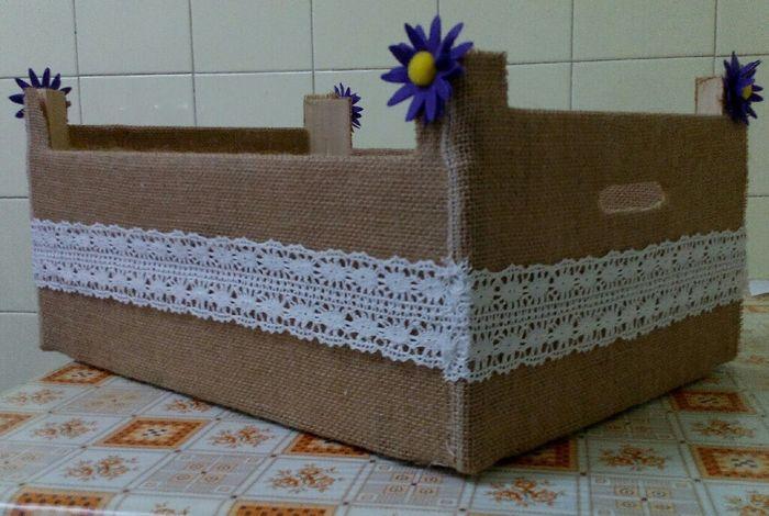 Decorar cajas de frutas 2 fotos for Decorar cajas de fruta para boda