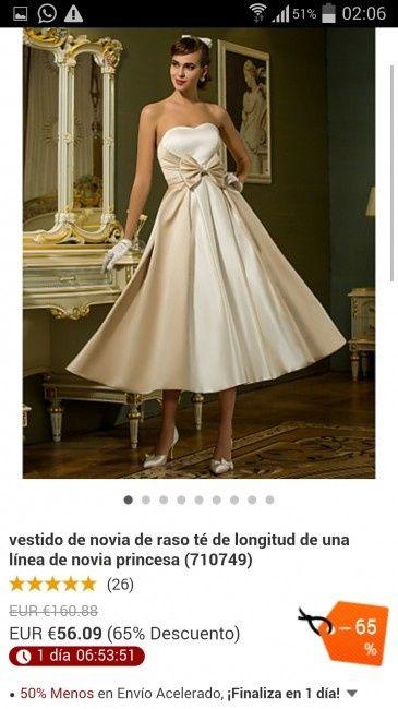 En busca de mi vestido de fiesta perfecto - Moda nupcial - Foro ...