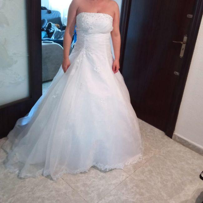 Me he probado el vestido - 1