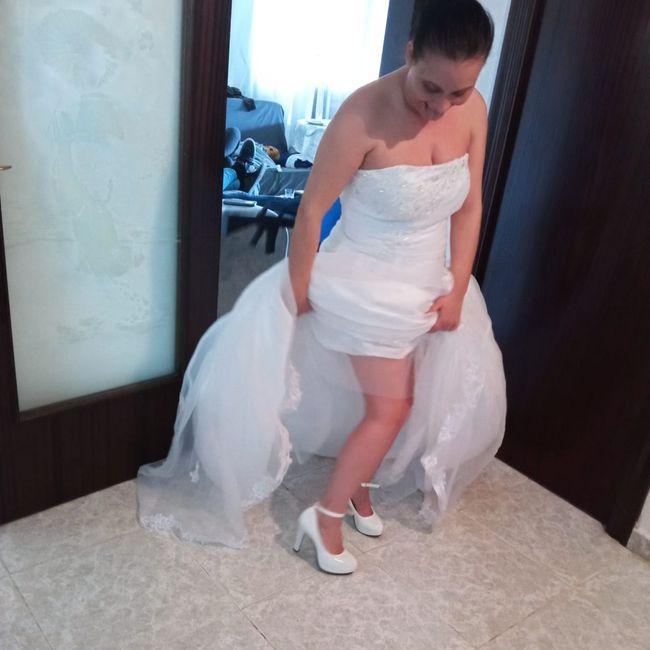 Me he probado el vestido - 2