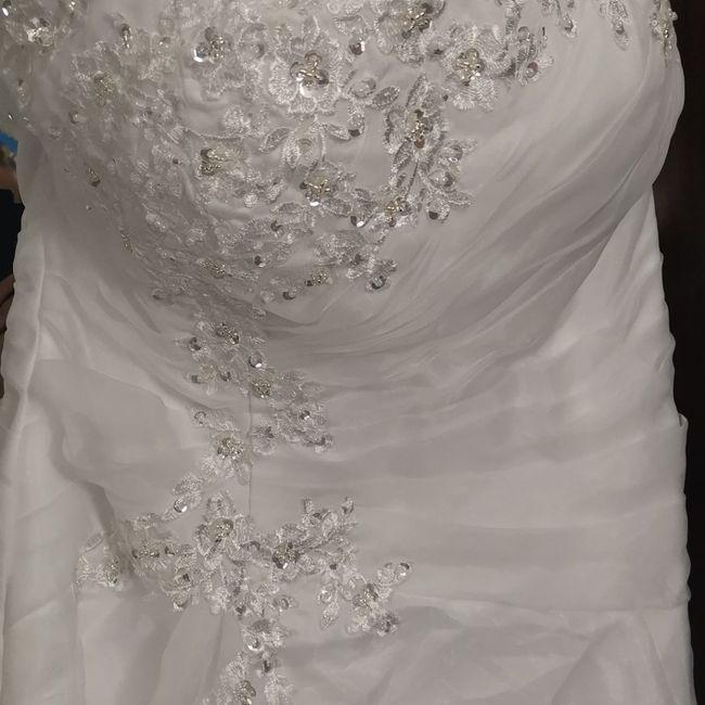 Dudas con mi vestido 😞🤦♀️ 5