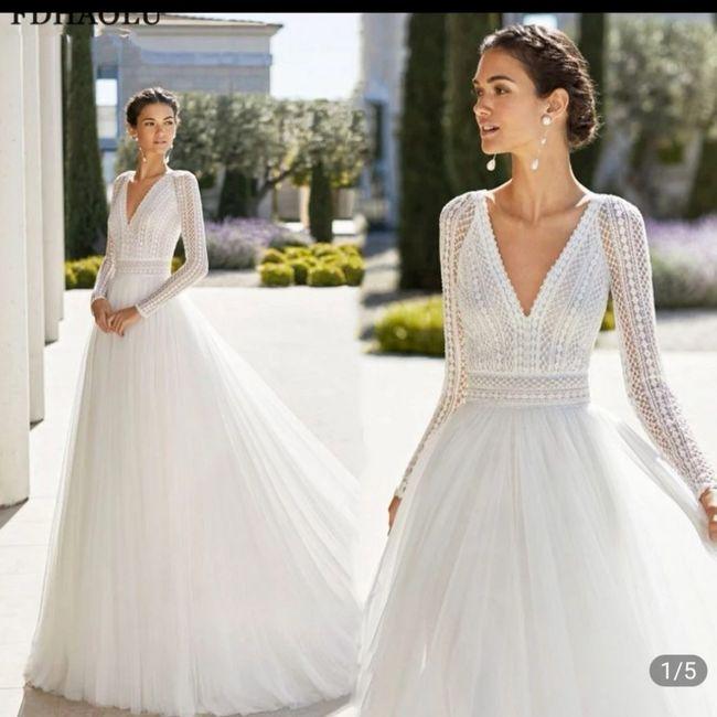 Dudas con mi vestido 😞🤦♀️ 2