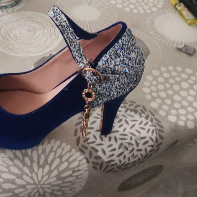 Zapatos de novio de color - 2