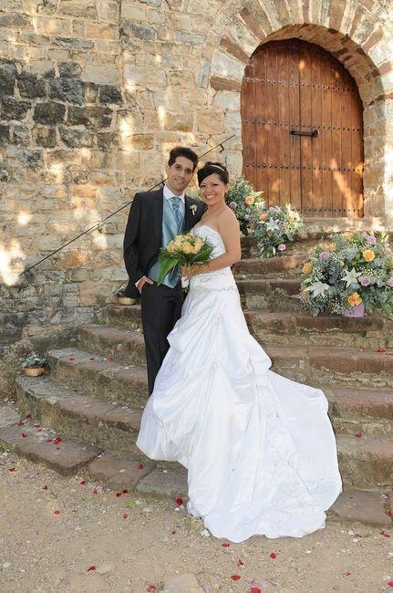 mi vestido de novia, experiencia con clara novias barcelona