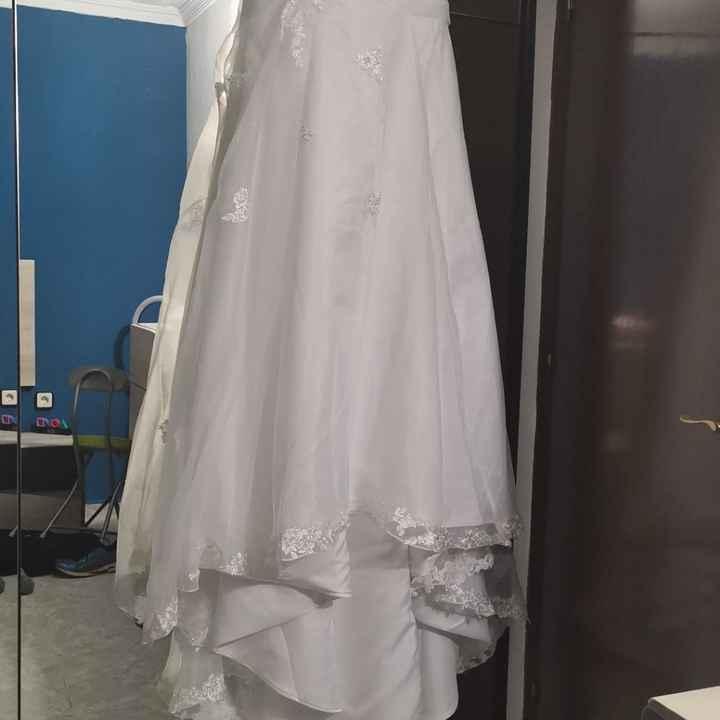 Vestidos de novia low cost - 1