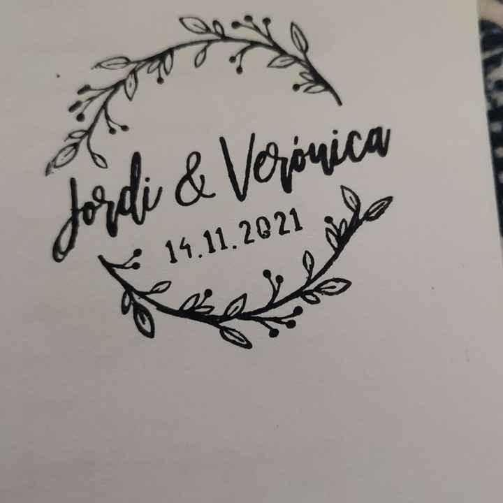 ¿Tendrás sello de boda? - 1