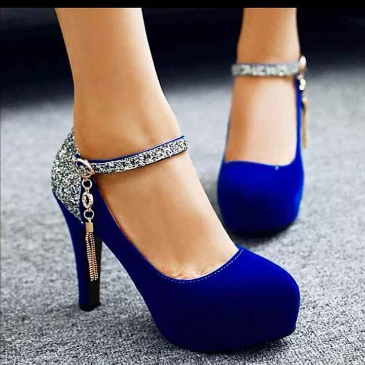 Ramo de novia azul? - 2