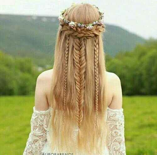 Escoger peinado - 2