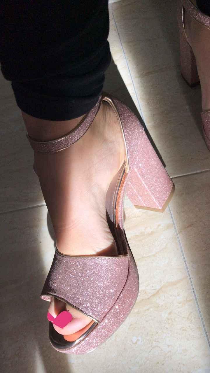 Zapatos de novia en Barcelona? - 1