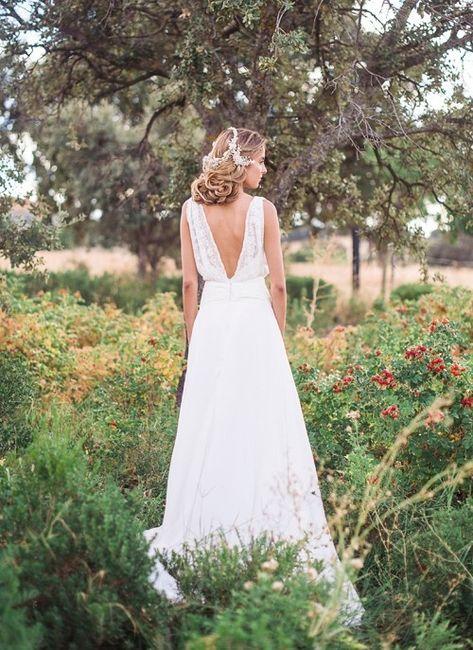 mi experiencia buscando vestido - moda nupcial - foro bodas