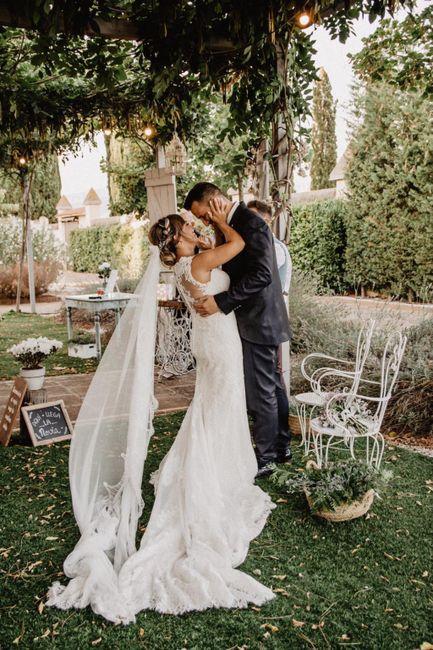 ¡¡Recién casados y felices!! 1