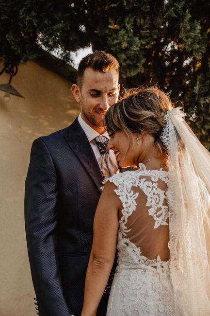 ¡¡Recién casados y felices!! 6
