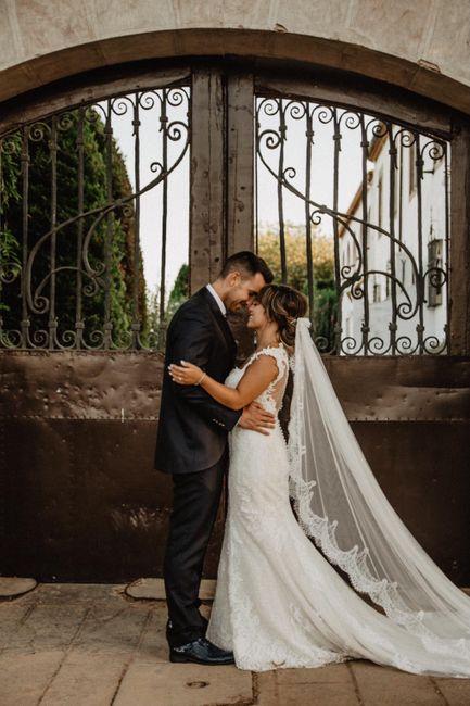 ¡¡Recién casados y felices!! 7