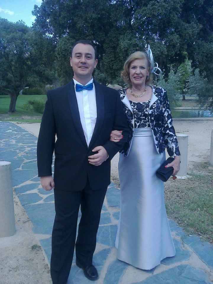Mi Marido y mi Suegra