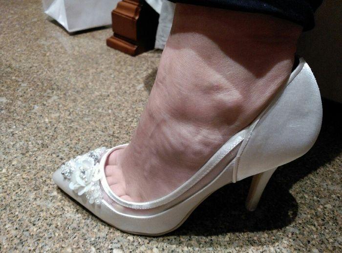 Loca con mis preciosos zapatos! - 2