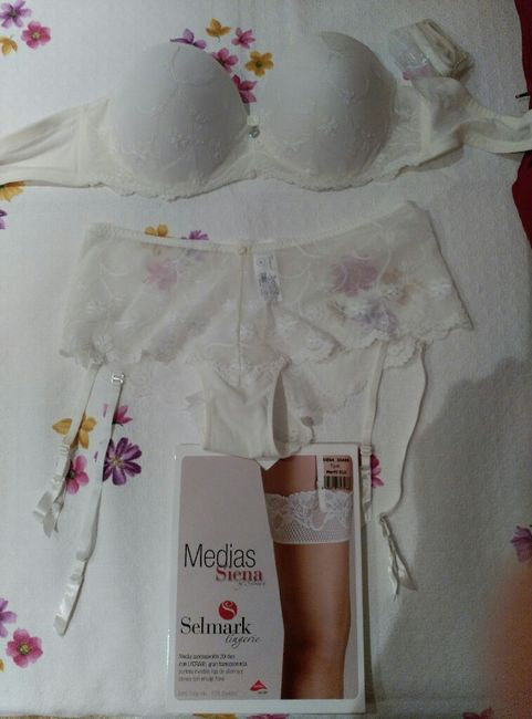 Mi ropa interior para el día b!!! - 1
