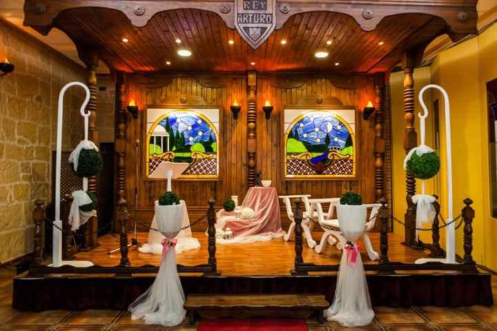 Sala Rey Arturo