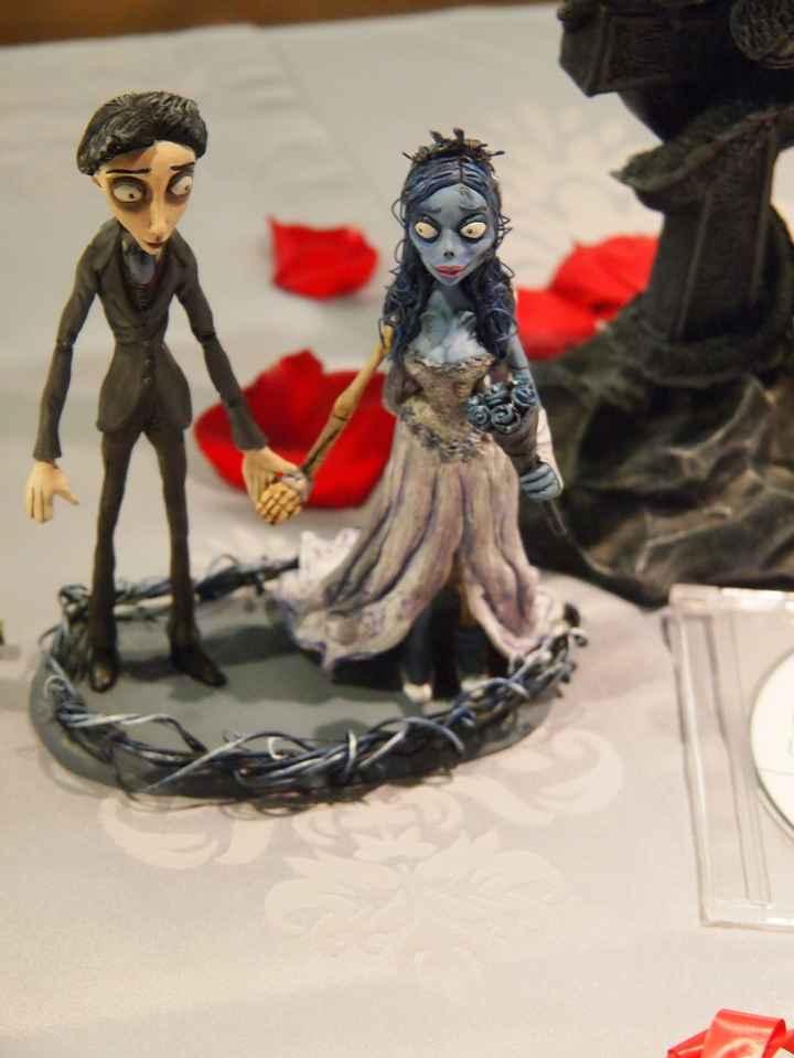 nuestros muñecos de tarta de boda