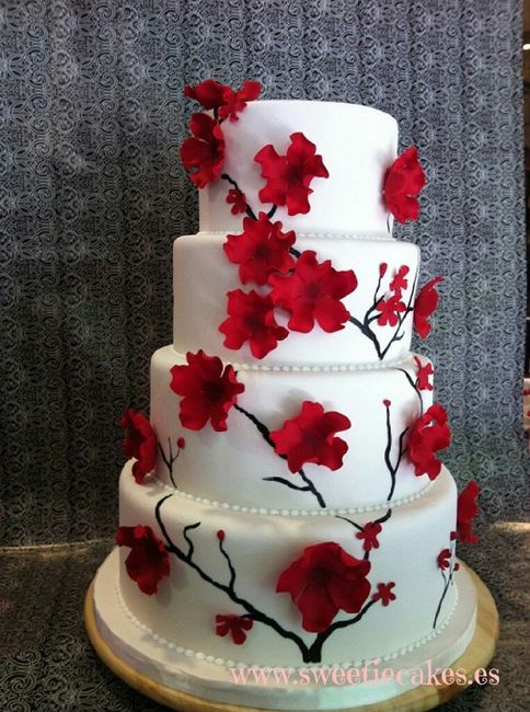 ¿Cómo será tu tarta de boda? 2