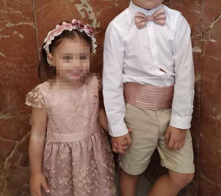 Vestidos niña arraas - 1