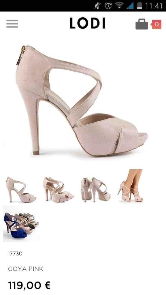 ¿que opináis de estos zapatos? - 2