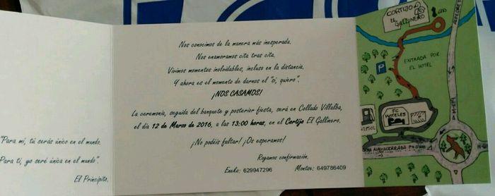 Invitaciones diseñadas por nosotros - 3