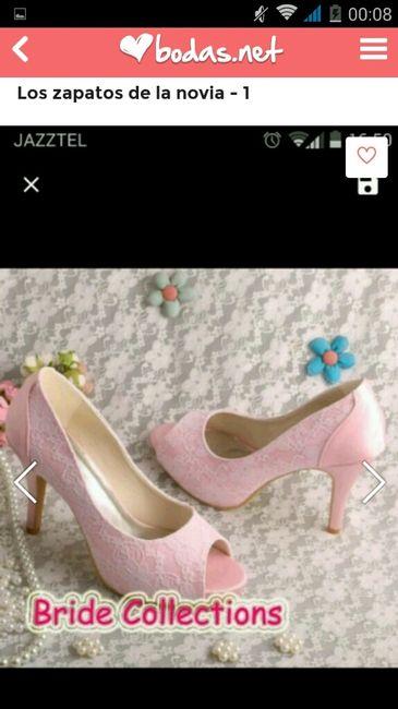 ¿que opináis de estos zapatos? - 1