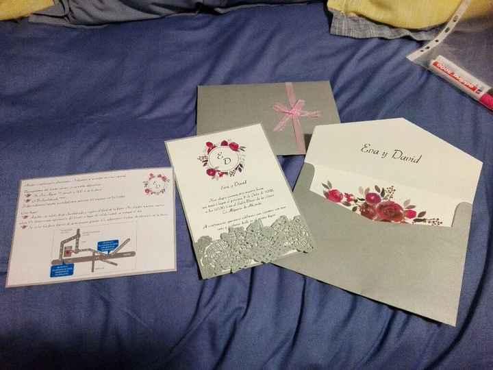 ¡Comparte tus invitaciones de boda! - 5