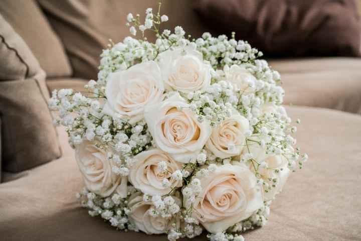 Alrededor de cuánto puede costar un ramo de novia? - 1